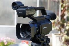 profi videokamera