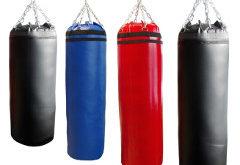 rôzne veľkosti boxovacích vriec