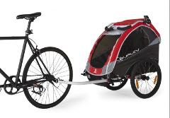 vozík za bicykel