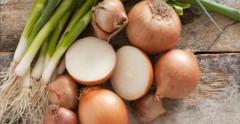 základ receptu na cibule plnené šampiňónmi