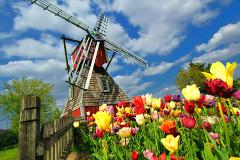 Ako nájsť v Holandsku veterné mlyny