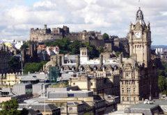 Ako stráviť víkend v Edinburgu