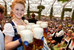 Oktoberfest v Nemecku