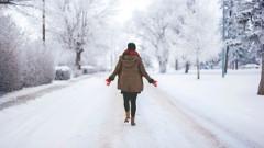 ako sa správne obliekať počas tuhých mrazov