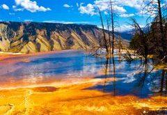 dovolenka v yellowstone