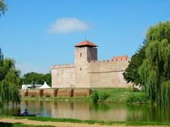 gotický hrad gyula
