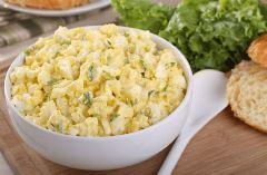 recept na vajíčkový šalát