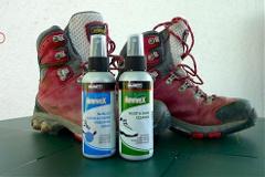 čistenie a impregnácia topánok