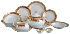 Ako opraviť obitie a trhliny na porceláne