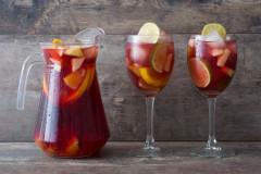 Ako pripraviť nápoj Sangria
