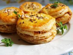 Ako urobiť zemiakovo-oškvarkové pagáče