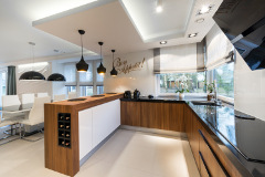 Ako vybrať kuchynskú linku