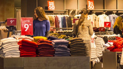 akcie a zľavy veľkých nákupných centier