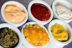 domáce omáčky na hranolky zo sladkých zemiakov