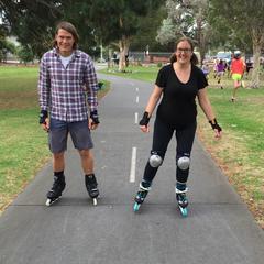 in-line korčulovanie