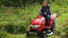 Ako vybrať záhradný traktor?