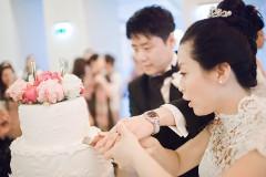 krájanie svadobnej torty - naše svadobné zvyky
