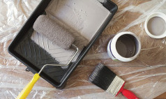 maľovanie stien bytu