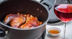 pečené kura z remosky