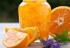 spracovanie pomarančov doma