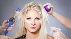 starostlivosť o suché vlasy