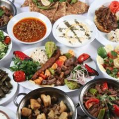 turecká kuchyňa