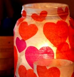 Ako za pár eur vyrobiť luxusnú valentýnsku krabičku