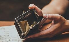 Nedostatok peňazí