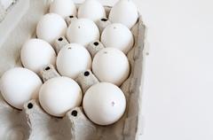 Vyfúknuté vajíčka