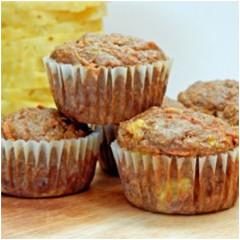 ako upiecť pernikové muffiny