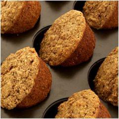 muffiny z perníku