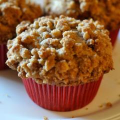 muffiny z vlociek
