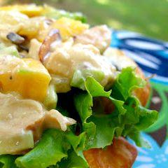 salat vrstveny