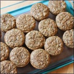 výborný recept na pernikové muffiny