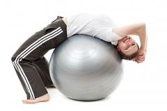 Ako cvičiť na lopte