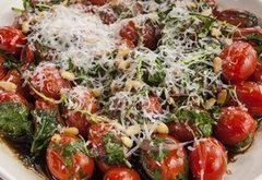 Ako urobiť paradajkový šalát