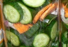 Ako urobiť uhorkové rezy