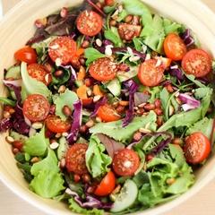 Ako urobiť zeleninový šalát