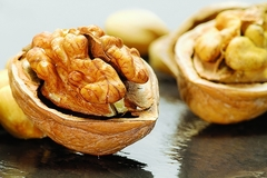 ako upiecť orechové taštičky z vlašských orechov