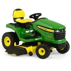 záhradný traktor