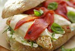 ako urobiť sendvič
