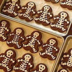 koláče na halloween