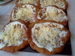 príprava zemiakových langošov