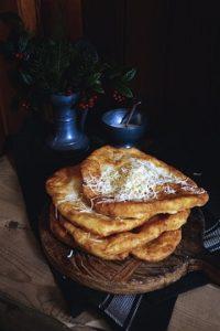zemiakové langoše