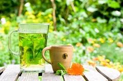 čaj na upokojenie