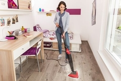 čistota v domácnosti alergika