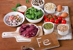 Ako najlepšie získať železo zo stravy?