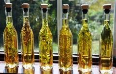 ako pripraviť bylinkový olej na varenie