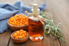 ako si pripraviť med z rakytníka