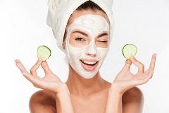ako si pripraviť prírodnú pleťovú masku